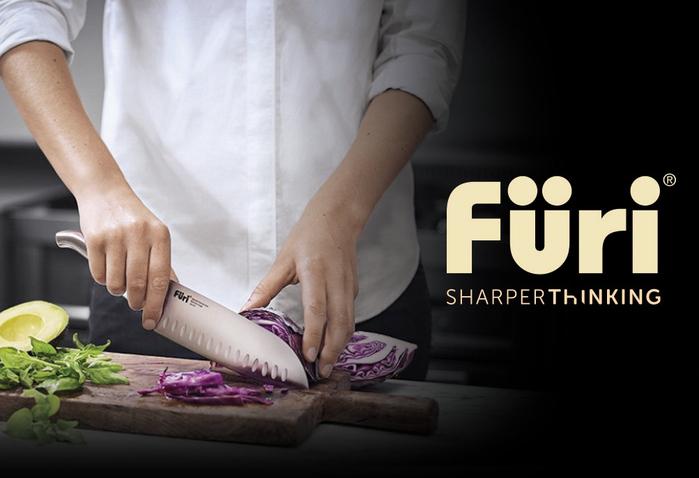 澳洲FüriPro廚用刀-20公分
