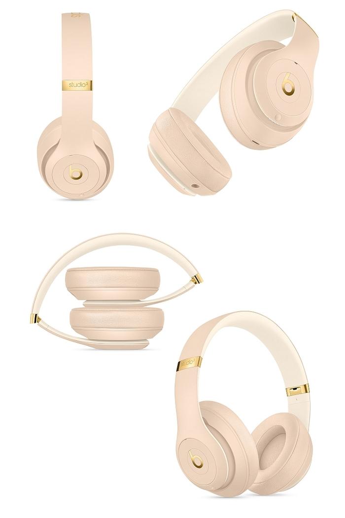 (複製)Beats|Studio3 Wireless 頭戴式耳機 - Skyline Collection午夜黑(正公司貨)