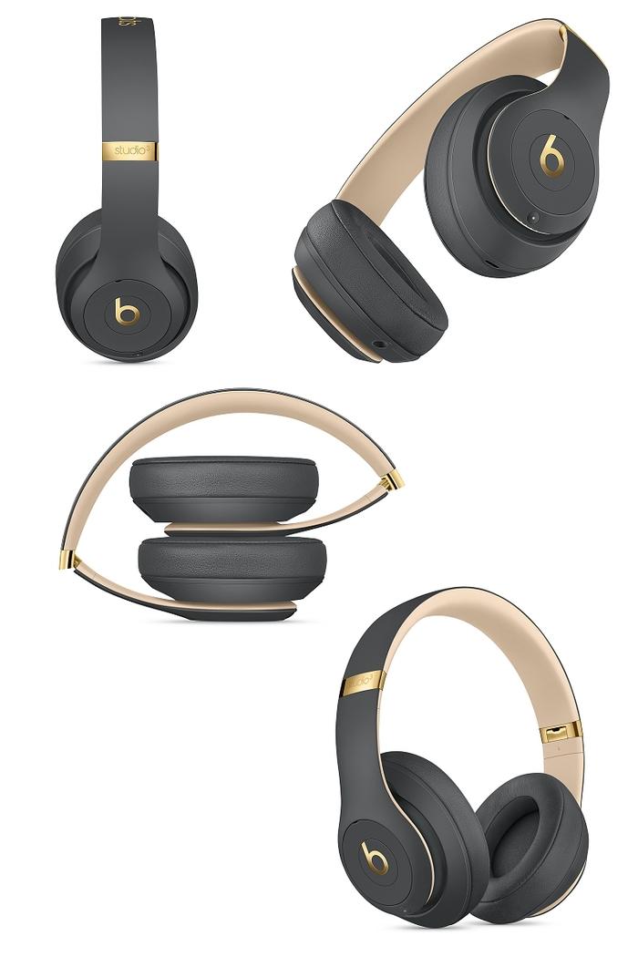 (複製)Beats|Studio3 Wireless 頭戴式耳機 - Skyline Collection冰晶藍(正公司貨)