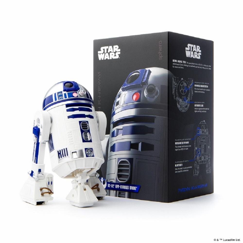 Sphero|星際大戰R2D2 遙控機器人