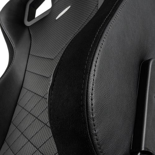 noblechairs|皇家EPIC系列電競賽車椅-PU經典款-黑