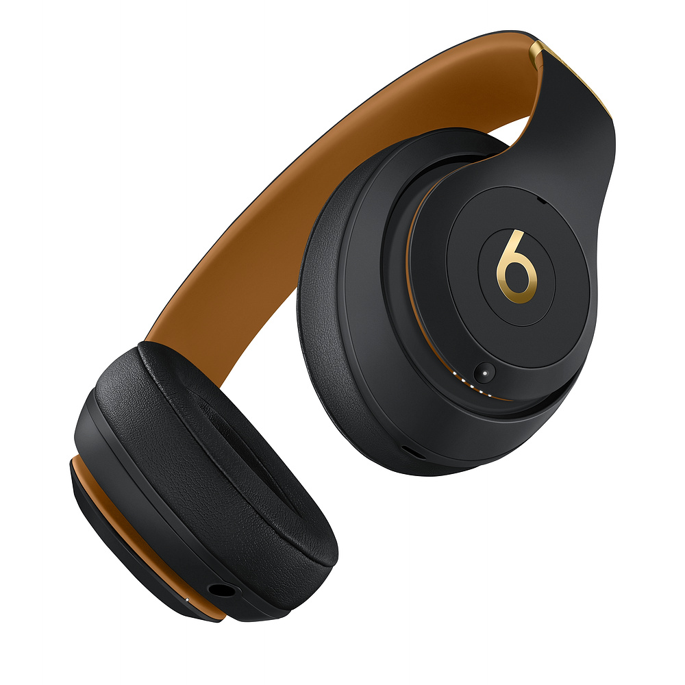 Beats Studio3 Wireless 頭戴式耳機 - Skyline Collection午夜黑(正公司貨)