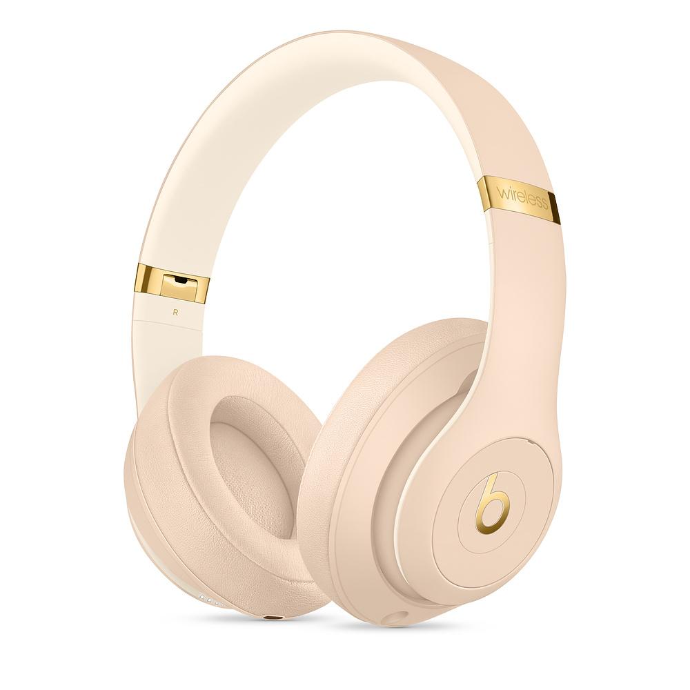 Beats Studio3 Wireless 頭戴式耳機 - Skyline Collection蒼漠沙(正公司貨)