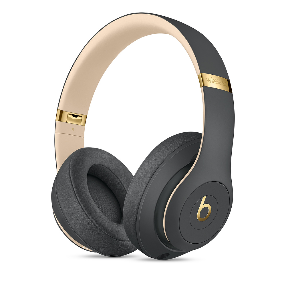 Beats|Studio3 Wireless 頭戴式耳機 - Skyline Collection魅影灰(正公司貨)