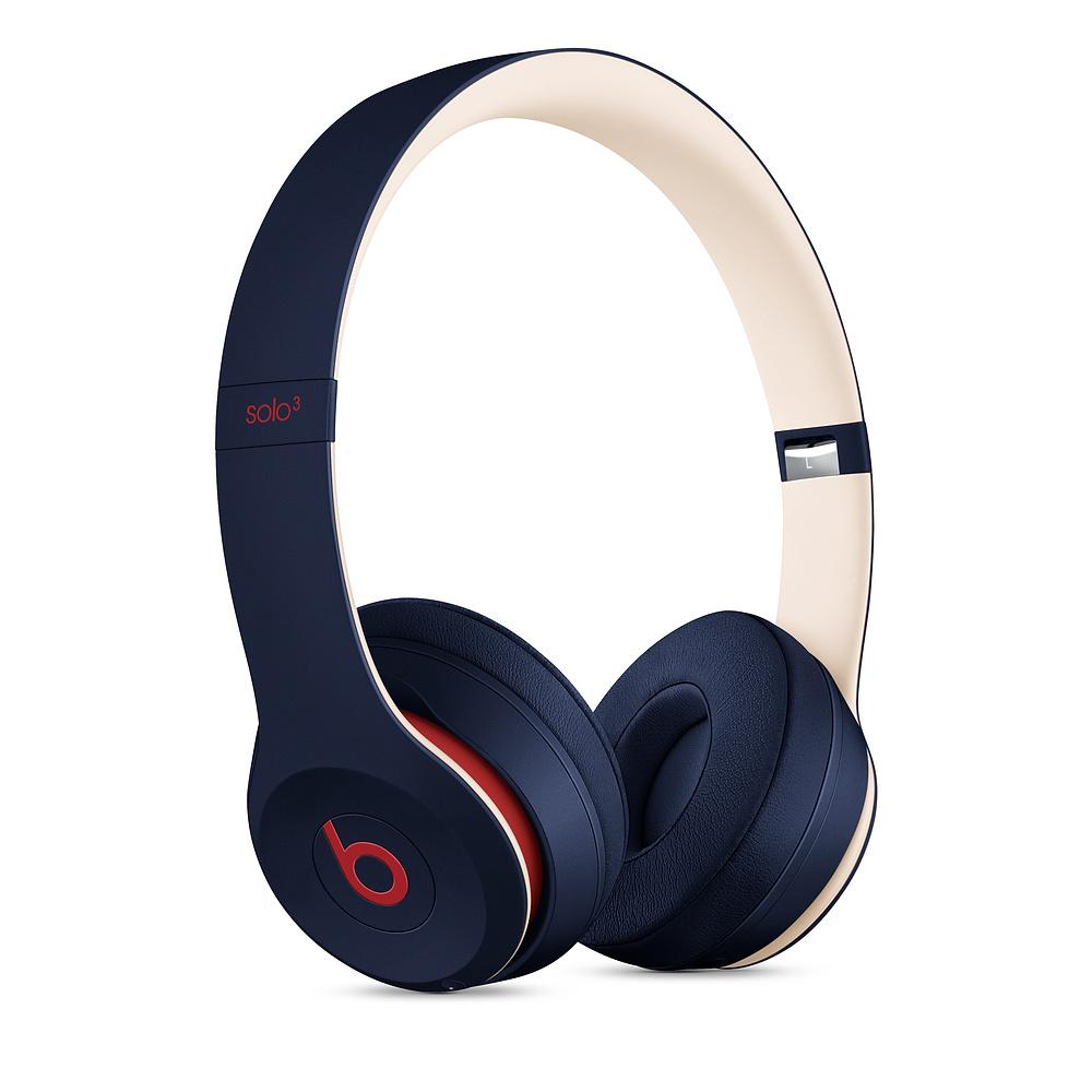 Beats Solo3 Wireless 頭戴式無線耳機 - Club Collection 學院藍