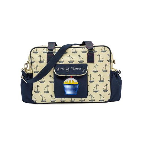 PINK LINING|海軍帆船經典媽媽包系列-口袋款