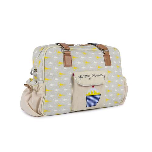 PINK LINING|花園飛鳥經典媽媽包系列-口袋款