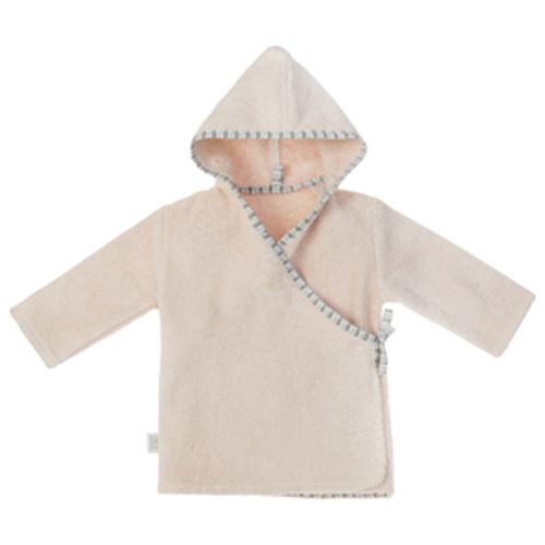 NANAMI | 寶貝浴袍 玫瑰粉 寶寶款