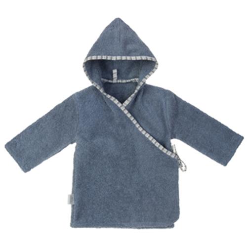 NANAMI | 寶貝浴袍 海洋藍 寶寶款