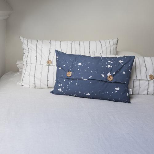NANAMI | 寶貝抱枕/枕頭 海洋藍(含枕心)