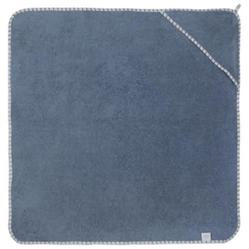 NANAMI | 連帽包巾/浴巾 海洋藍