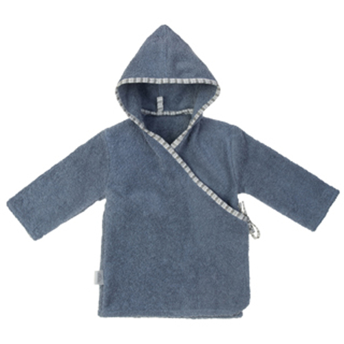 NANAMI | 寶貝浴袍 海洋藍 小童款