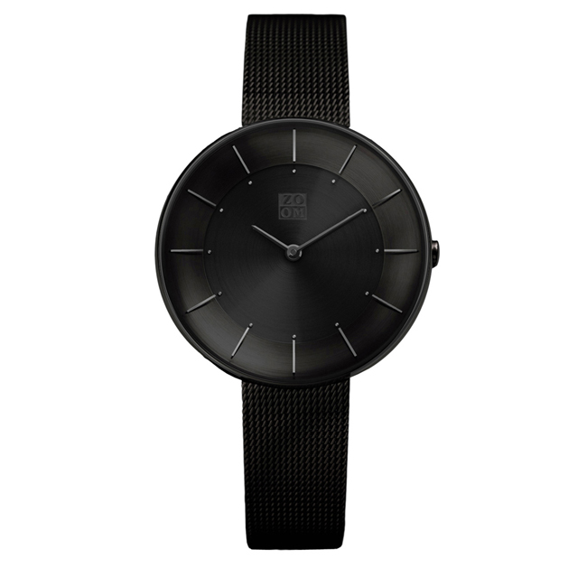 (複製)ZOOM │ HAZY 輕薄潤澤知性女錶-玫瑰金/34mm