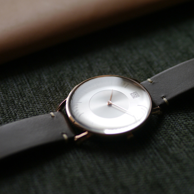 (複製)ZOOM SILO 極地光暈腕錶-黑/39mm