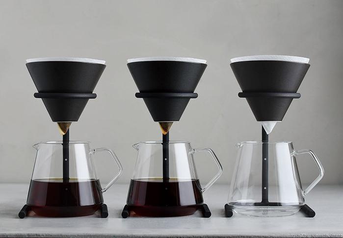 (複製)KINTO|SCS經典玻璃咖啡下壺 300ml