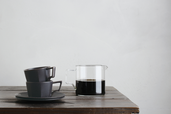 (複製)KINTO|OCT八角陶瓷杯盤組80ml