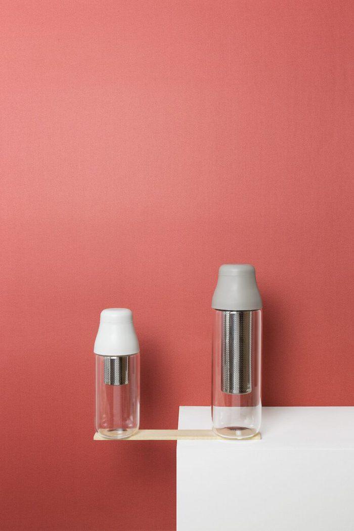 (複製)TOAST|冷萃咖啡瓶附茶濾器 紫色 - 1000ml