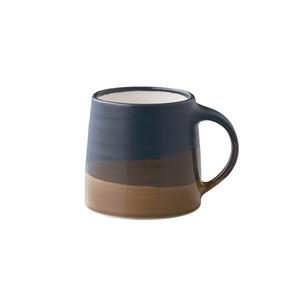 KINTO|SCS漸層馬克杯320ml黑/棕色