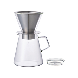 KINTO|Carat咖啡沖泡壺組720ml