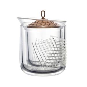 TOAST|WEAVER 小壺泡茶組 - 紅銅