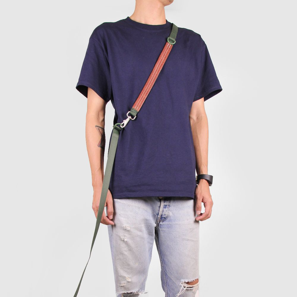 SPUTNIK 牽繩 leash 綠 (M)