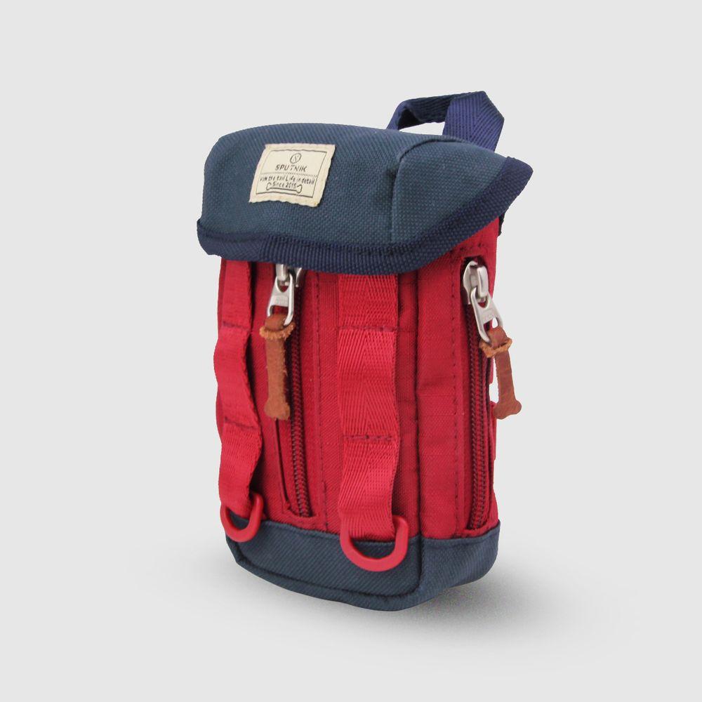 SPUTNIK|寵物拾便包 Clean Bag (紅)