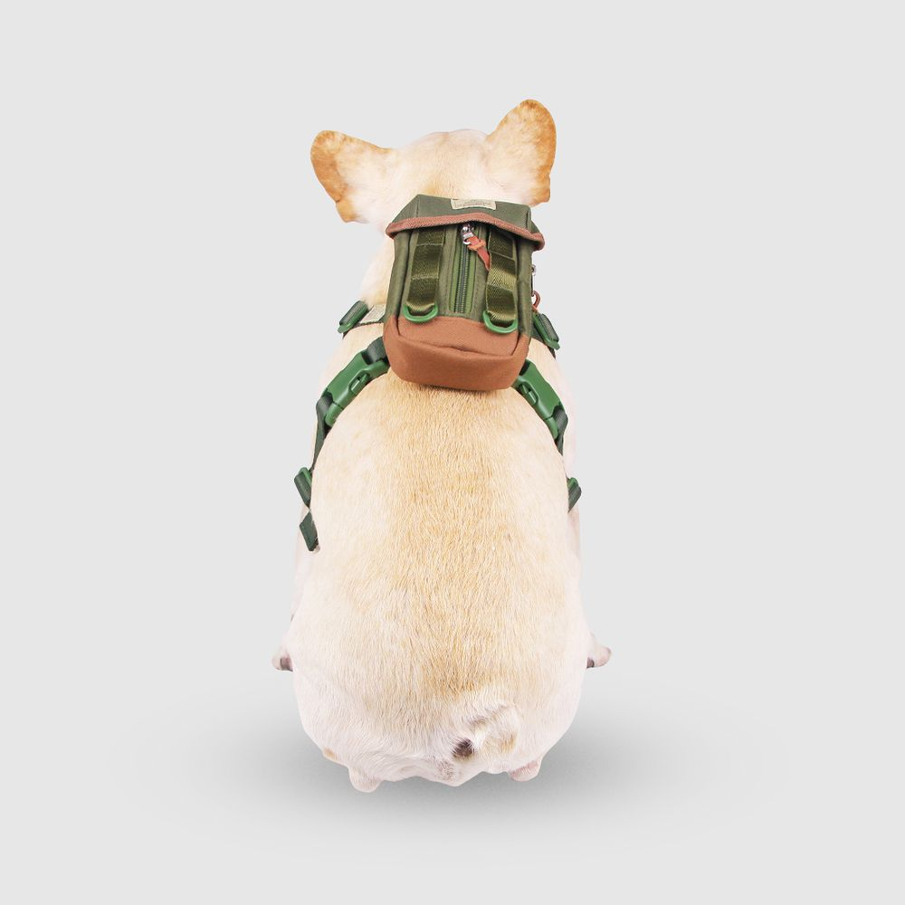 SPUTNIK|寵物拾便包 Clean Bag (綠)