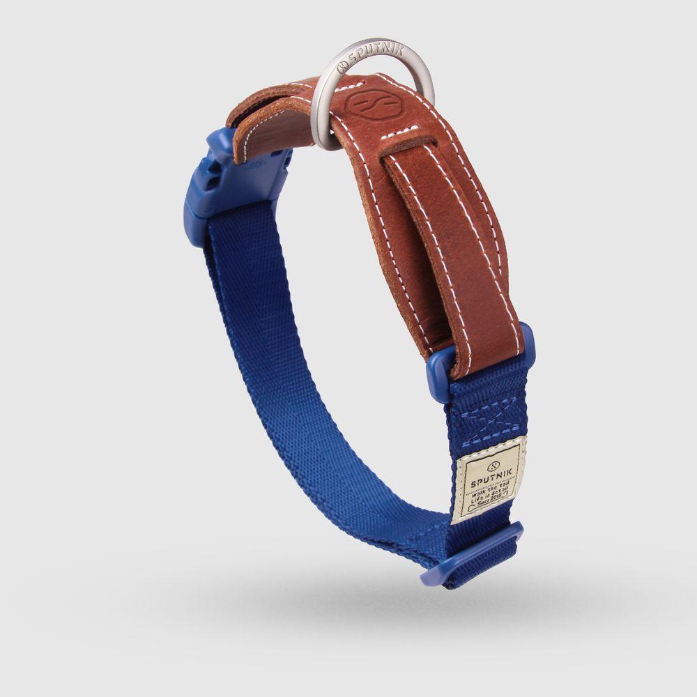 SPUTNIK|寵物項圈 Collar 藍 (L)