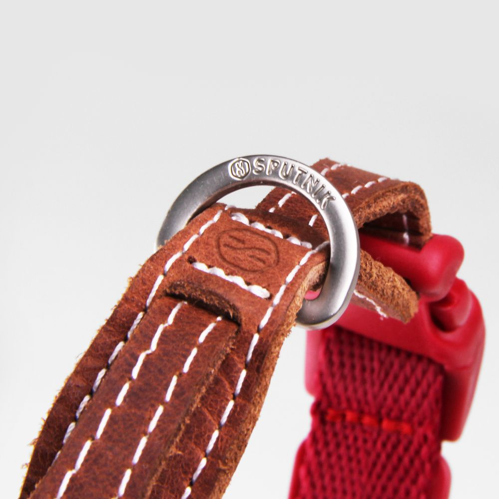 SPUTNIK|寵物項圈 Collar 紅 (S)