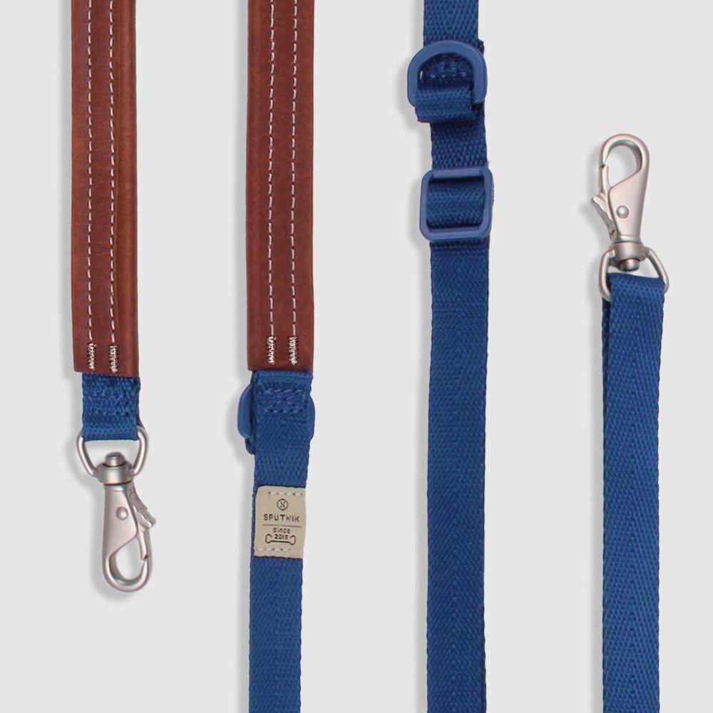 SPUTNIK|牽繩 leash 藍 (S)