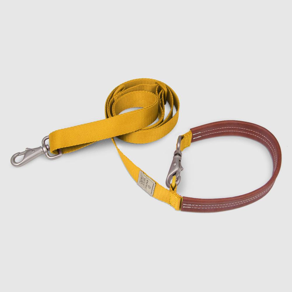 SPUTNIK|牽繩 leash 黃 (M)