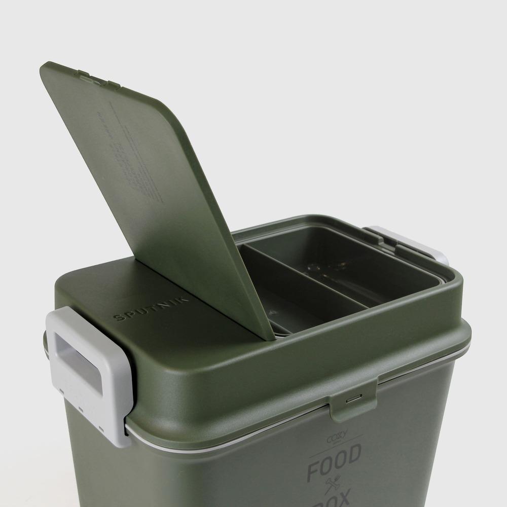 SPUTNIK|COZY FOOD BOX 機能飼料箱-綠
