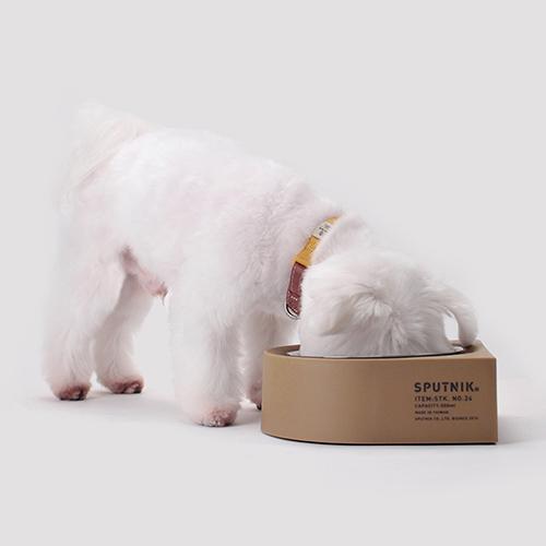 SPUTNIK|COZY 寵物防蟻碗 NON-ANTS Bowl - 卡其