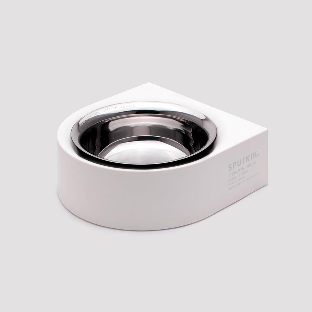 SPUTNIK|COZY 寵物防蟻碗 NON-ANTS Bowl - 白