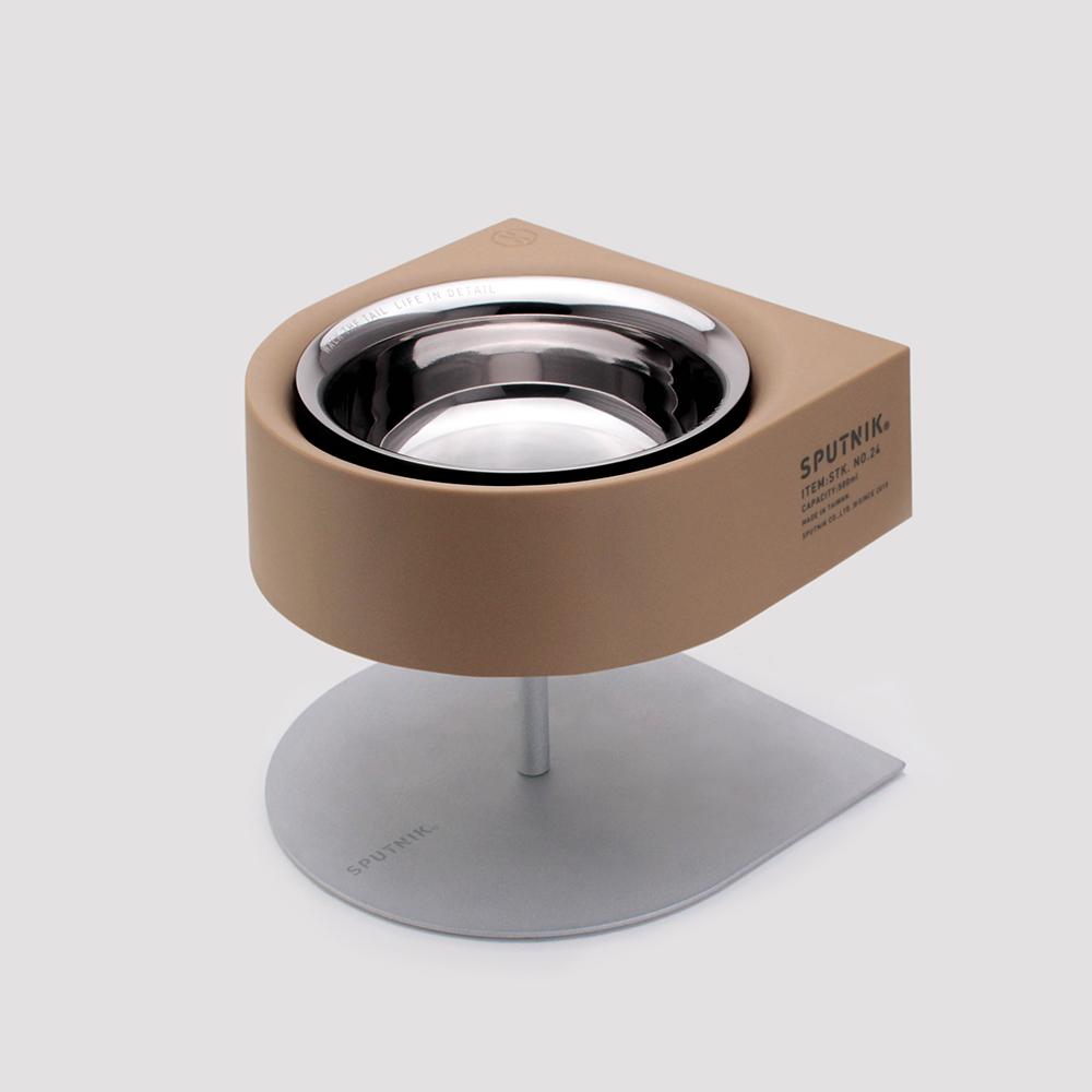 SPUTNIK|COZY 增高防蟻碗 NON-ANTS Bowl - 卡其