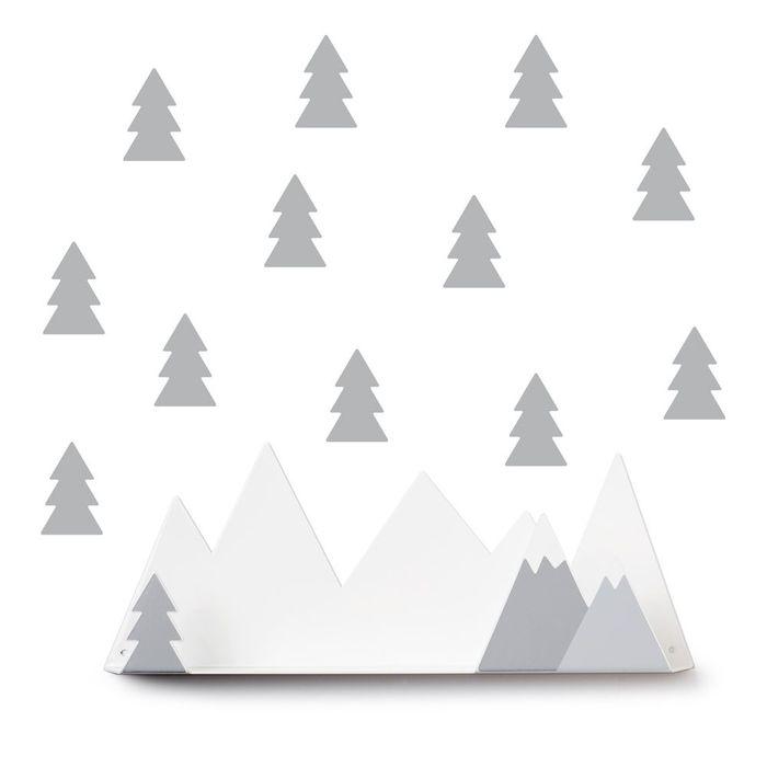 (複製)西班牙 Tresxics|綿延山丘小樹掛勾(灰)