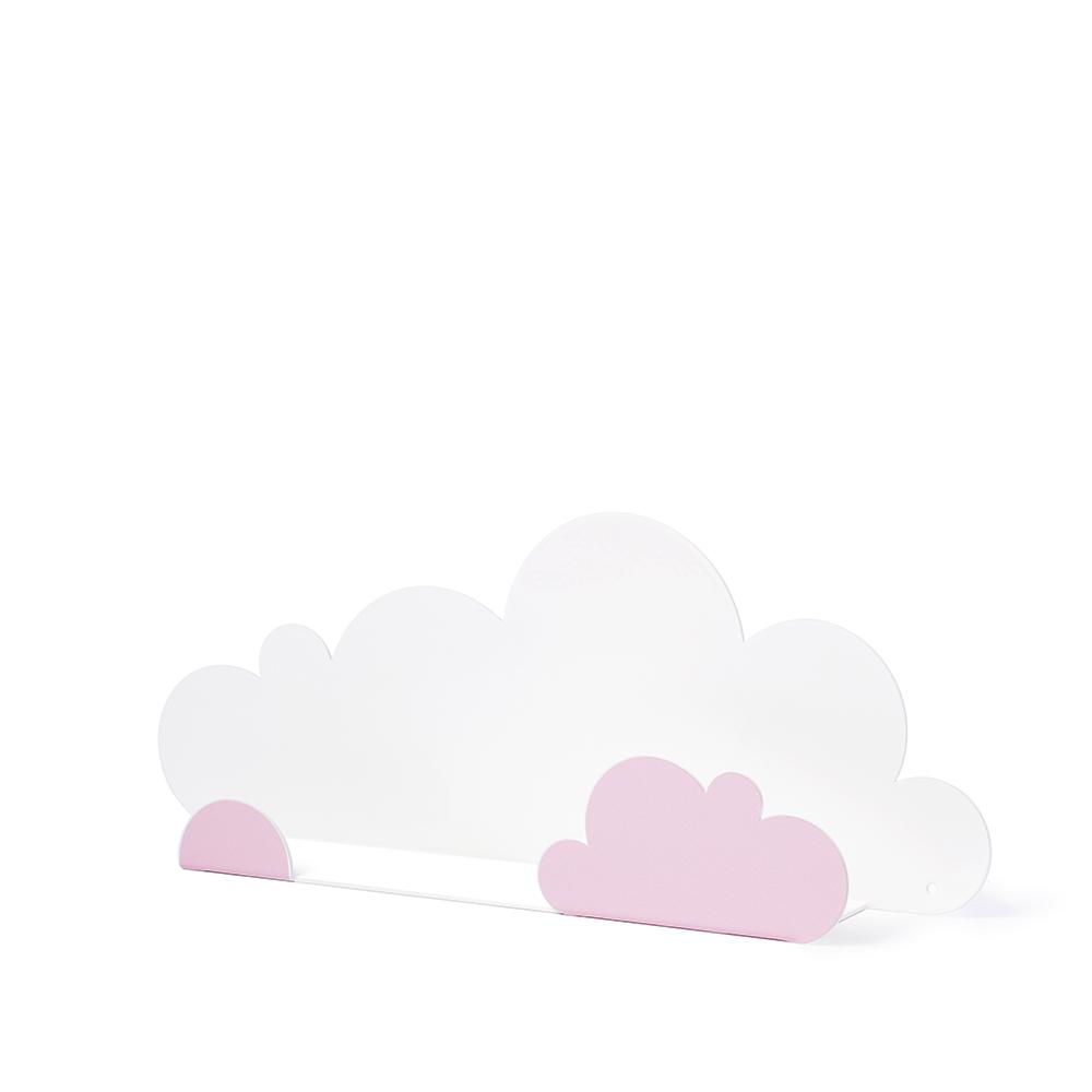 西班牙 Tresxics|綿綿雲朵造型裝飾架(粉紅)