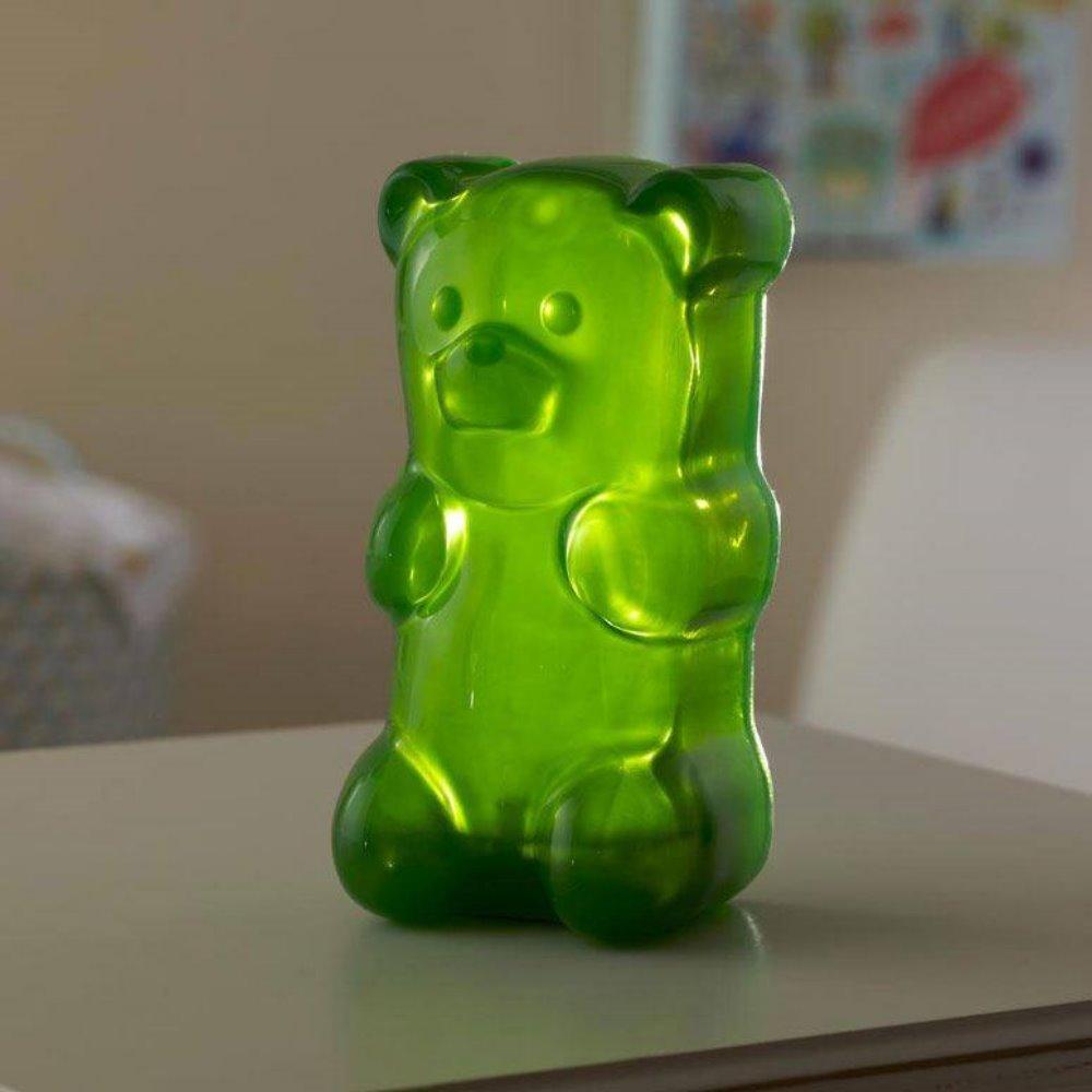 美國 Gummy Bear 軟糖熊燈 (檸檬綠)