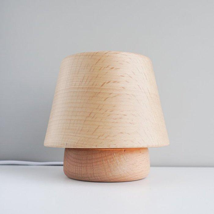 TOSMU 童心木|小夜燈 - 樹深見影