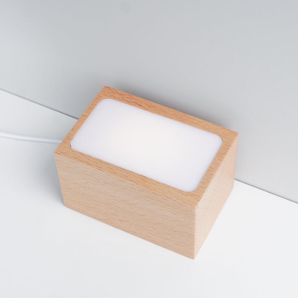 TOSMU 童心木 小夜燈 - 時光機