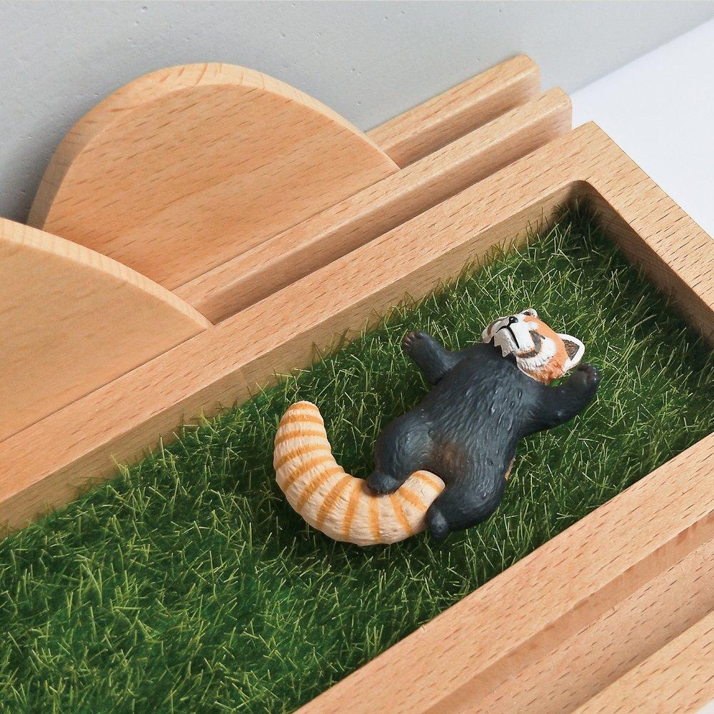 TOSMU 童心木|木製收納盤 - 覓境
