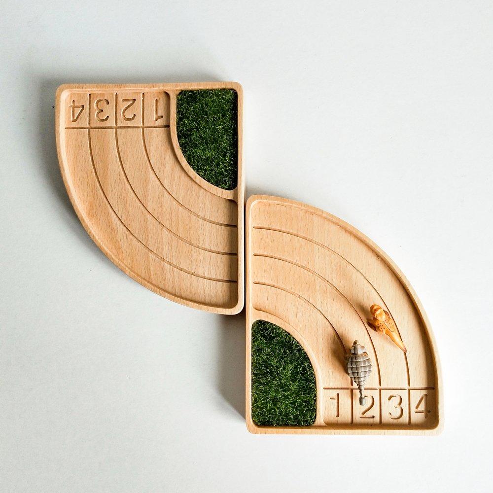 TOSMU 童心木|小物收納盤-操場