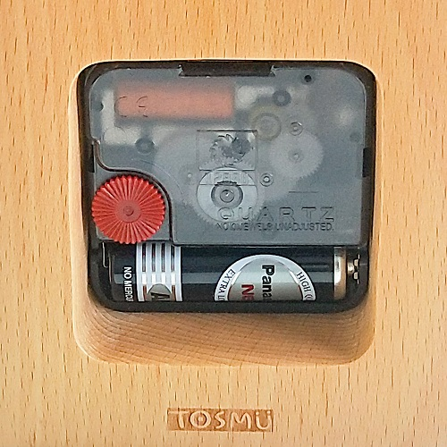 TOSMU 童心木 好時光桌鐘