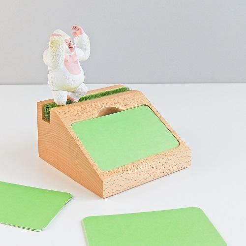 TOSMU 童心木 草槽MEMO名片座