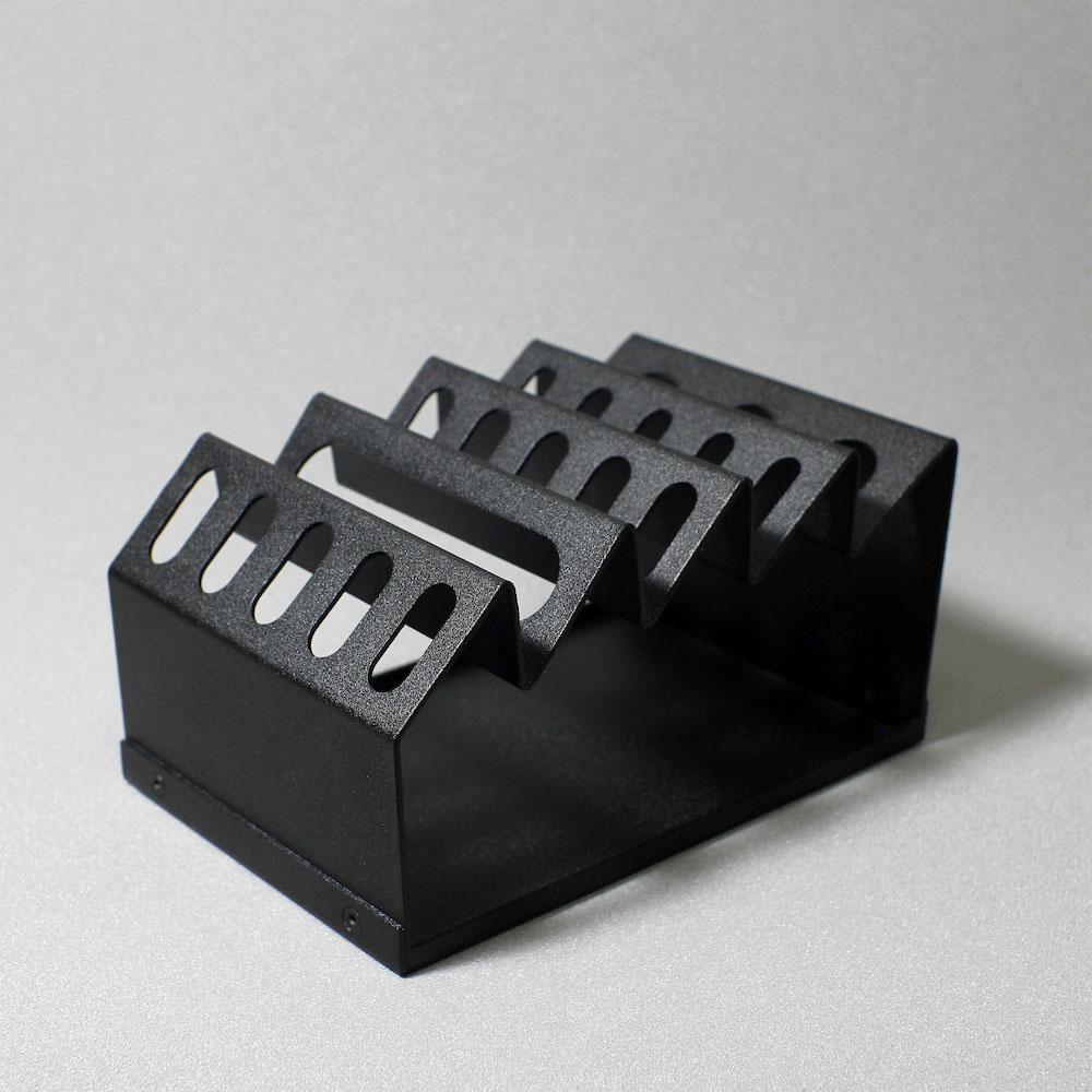Hevo|桌上收納架 (中) Desk Machine M 霧黑