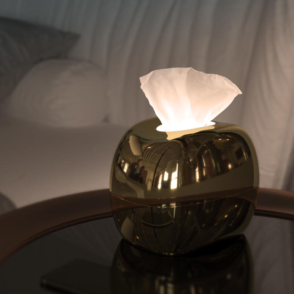 mordeco | MIRRO LED+ 紙影燈(金)