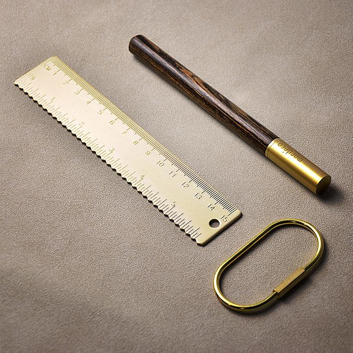 實木鋼珠筆