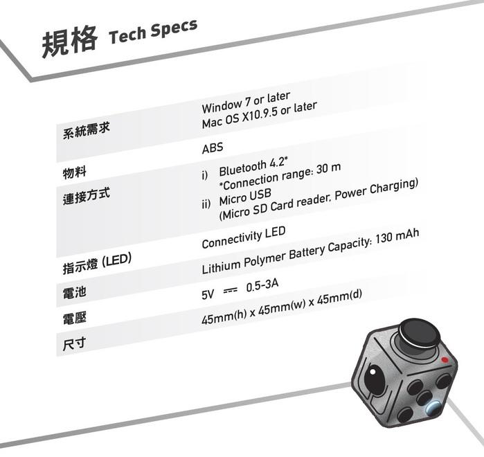 【集購】MastaBox 加拿大多用途方塊(簡報器/滑鼠/讀卡機)