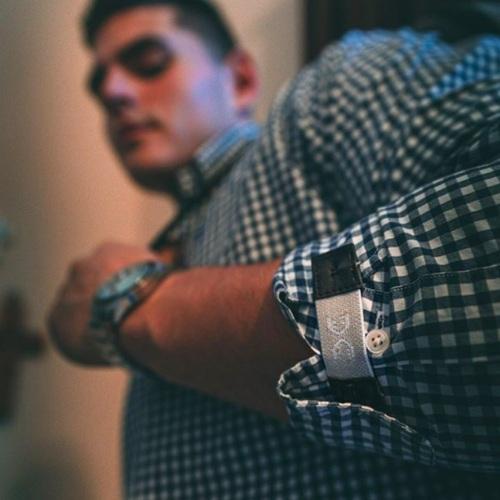 【集購】美國 Flxcuf  完美捲袖神器 -4組(內含2組黑、2組白)