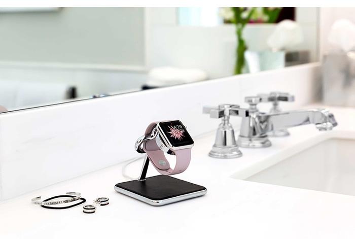 (複製)Twelve South││Apple Watch HiRise Stand 蘋果智慧手錶充電立架 (黑色)